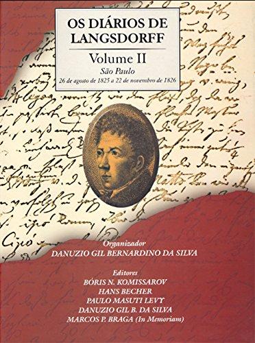 Os diários de Langsdorff - Vol. 2 (Portuguese Edition)