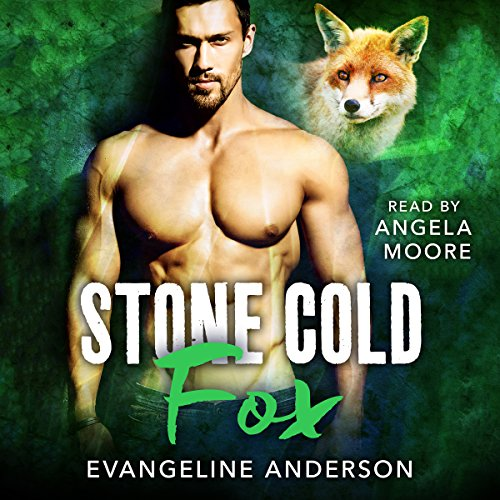 Stone Cold Fox audiobook cover art