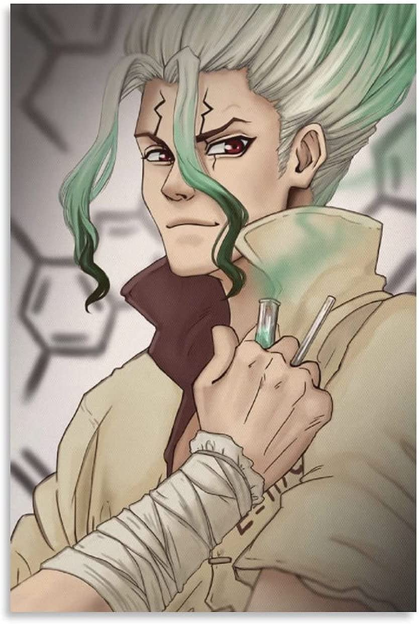 AIHANG Dr. Stone 2021 new Poster Japanese Anime An Limited price sale Mural World Room