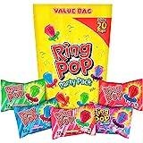 Ring Pop Individually Wrapped Bulk Variety...