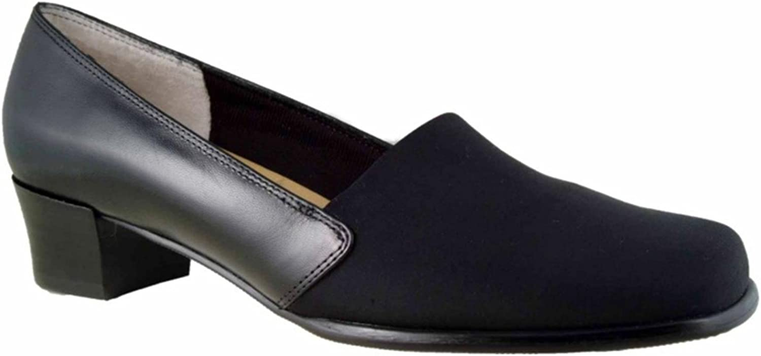 Walking Cradles Womens Jane Leather Leather Closed Toe, White Leather, Size 6.5