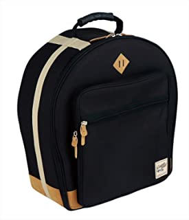 Tama Powerpad Designer Collection Snare Drum Bag - 6.5 Inch X 14 Inch - Black
