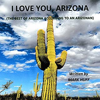 I Love You, Arizona audiobook cover art