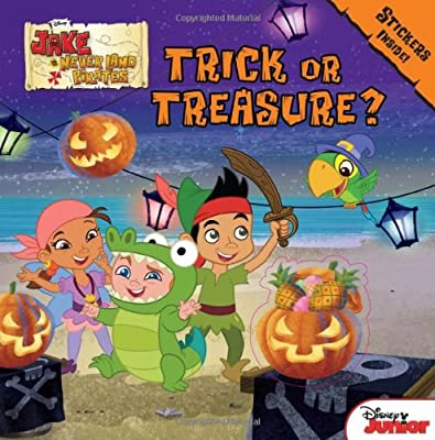 Jake and the Never Land Pirates: Trick or Treasure?