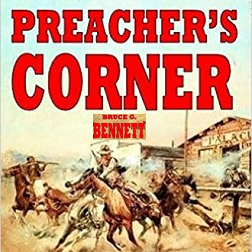 Preacher's Corner audiobook cover art