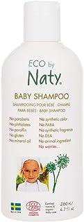 Naty Organic Baby Shampoo, 200 ml, 07330933252577