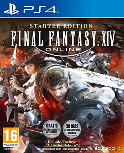 Final Fantasy XIV Starter Edition - PlayStation 4