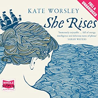 She Rises cover art
