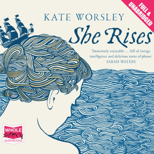 She Rises audiobook cover art