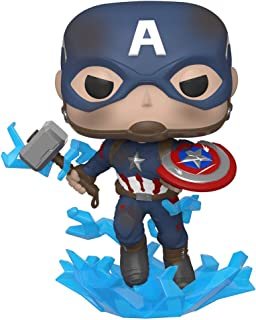 funko pops captain america