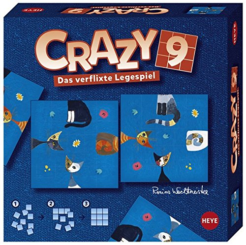 Heye 28501 Legespiel, Grey