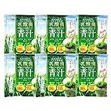 鹿児島県大麦若葉使用 乳酸菌青汁 63g(3g×21包)×6袋セット