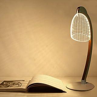 Lampe de Table Lampe de Table inclinée de Style Industriel étude créative Moderne Salon Chambre étude Lampe de Chevet en m...