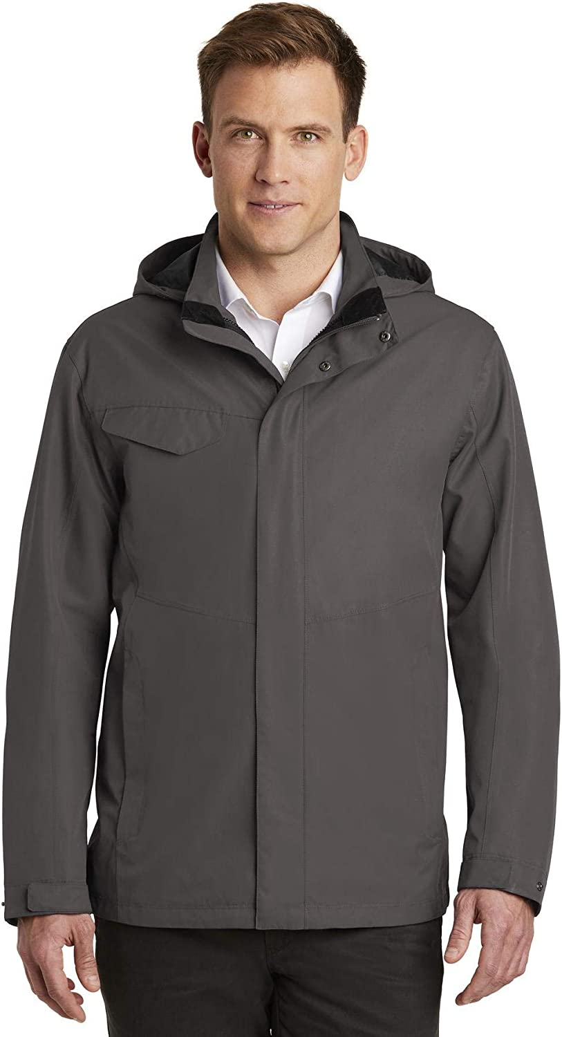 Port Authority Collective Outer Jacket Max 84% OFF L Nippon regular agency Graphite Shell