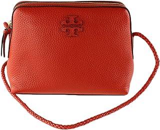 7fdbafcf5982 Tory Burch 55440 Britten Poppy Orange Women s Shoulder Bag