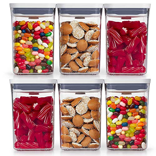 OXO Good Grips 6-Piece POP Container Value Set