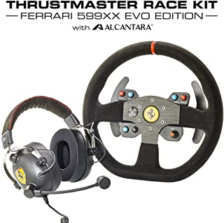 Thrustmaster FERRARI ALCANTARA RACE BUNDLE (PS4, XBOX Series X/S, One, PC)