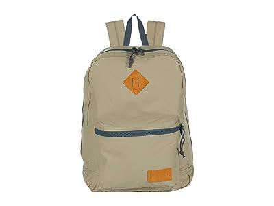 JanSport Super Lite (Oyster/Dark Slate) Backpack Bags