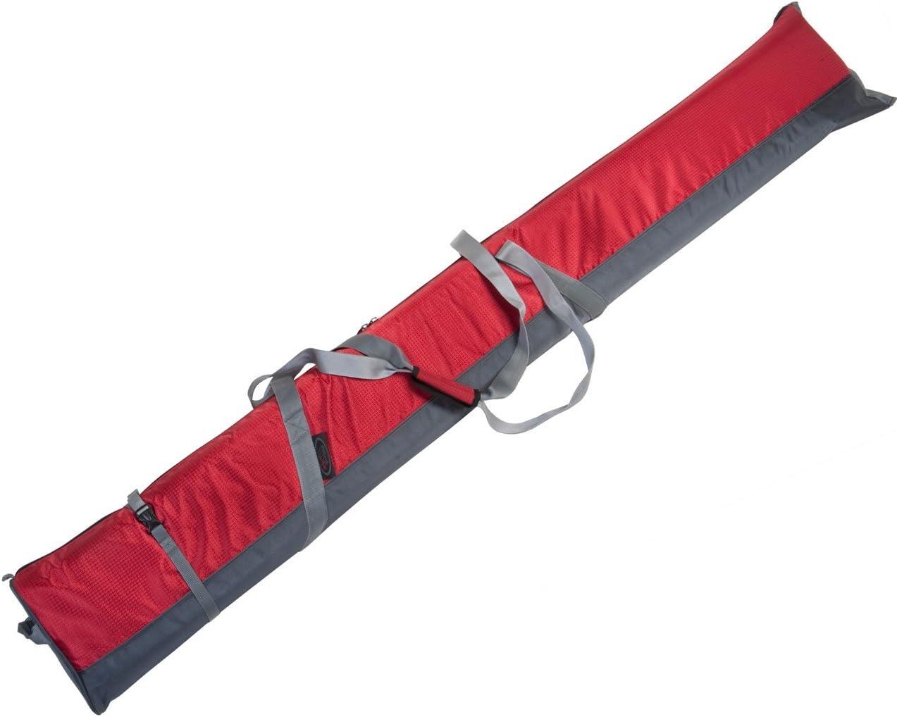 Single SKI BAG half - Fully Padded T0 up Skis Fits 170cm SALENEW very popular