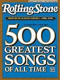 Rolling Stone Sheet Music Classi...