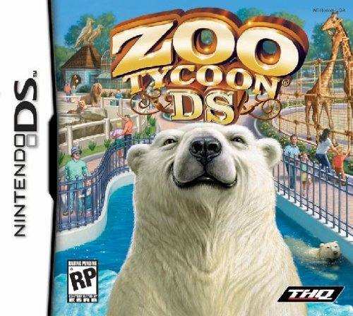 ZOO TYCOON / Nintendo DS Juego en INGLESE-FRANCES Compatible TODAS Nintendo DS LITE-DSI-3DS-2DS-XL-NEW ** ENTREGA 2/3 DÍAS LABORABLES + NÚMERO DE SEGUIMIENTO **