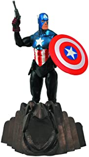 Marvel MAY083509 captain america Action Figure, Various