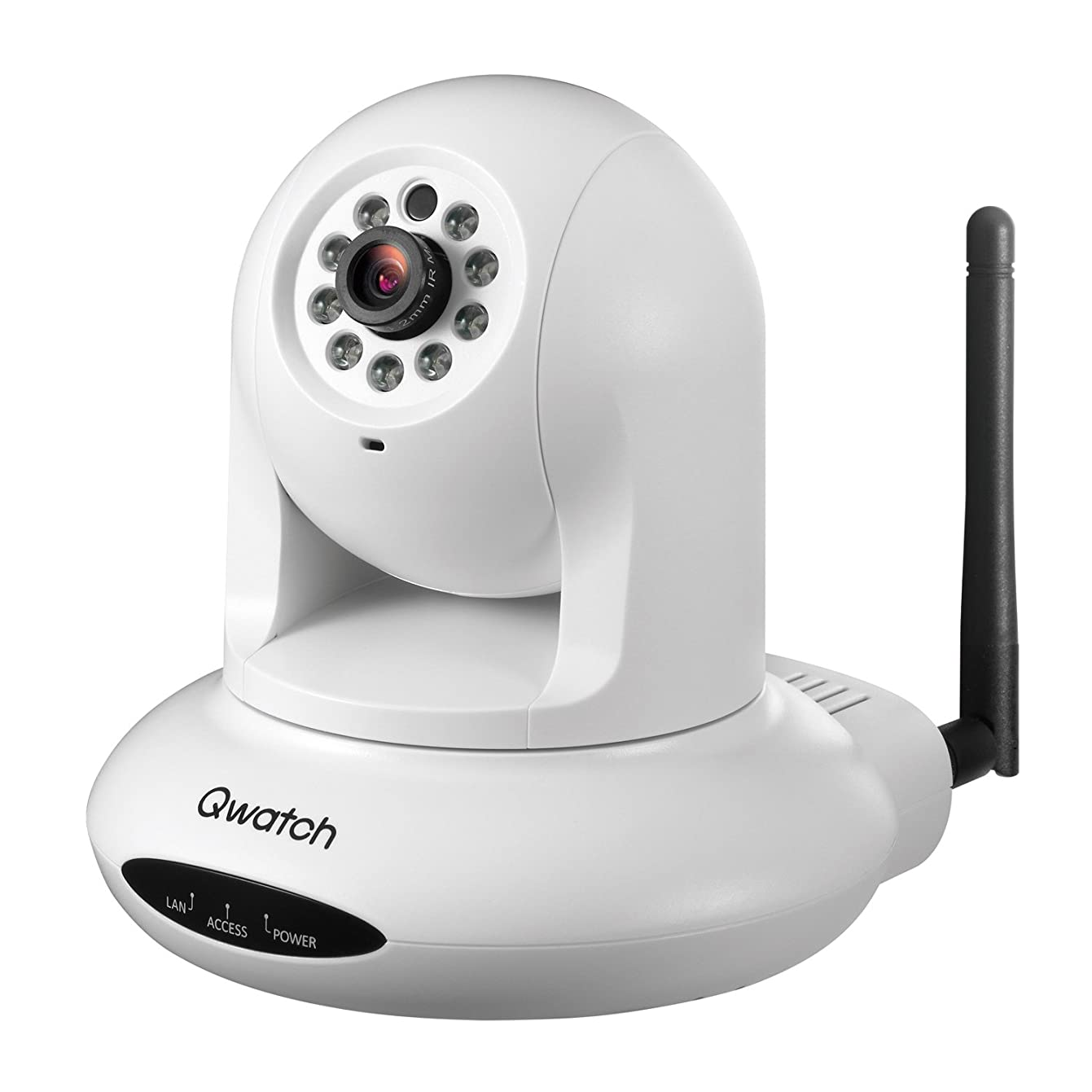 シングル親指濃度I-O DATA ネットワークカメラ スマホ ペット 子供 見守り 録画/土日も電話サポート/返金保証 TS-WPTCAM2
