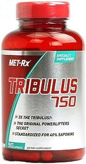 MET-Rx - Tribulus 750 mg. - 90 Capsules