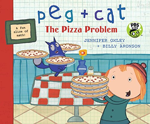 Peg + Cat. The Pizza Problem