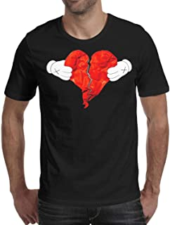 Best 808s and heartbreak tour shirt Reviews