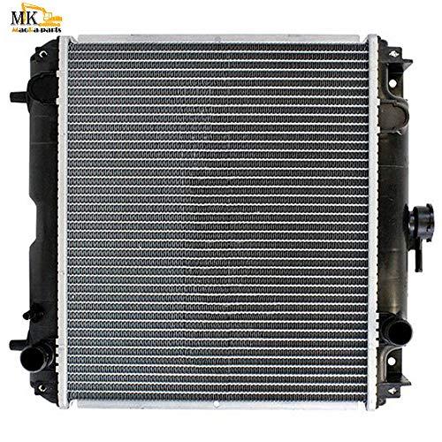 Radiator K7421-85210 for Kubota B2301 B2601 Tractors RTV-X1100 RTV-X1120 RTV-X1140 RTV-X900 RTV-XG850