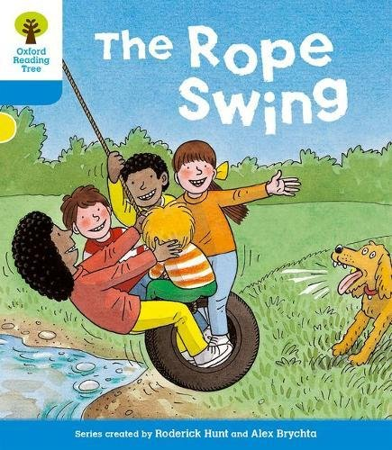 Oxford Reading Tree: Level 3: Stories: The Rope Swing