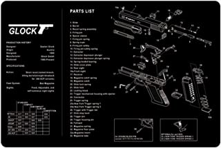 Gaming Mousepad Large Gun Cleaning Mat Goliathus Speed Extended Violent Mouse Pad Barrett Gun pad Gun Disassembling Mousep...