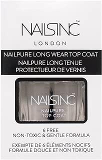 Nails Inc Nail Pure Long Wear Top Coat