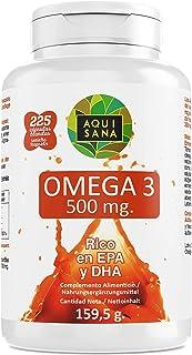 Omega 3 Cápsulas   Complemento alimenticio
