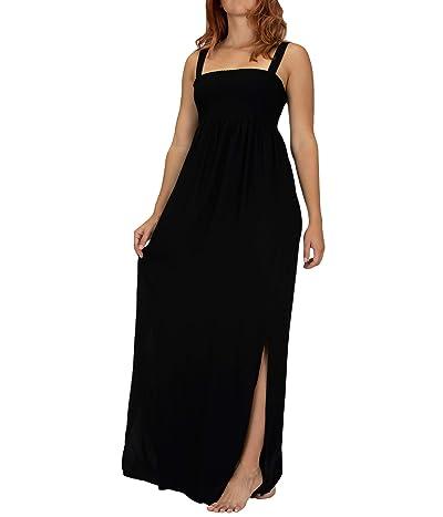 Hurley Lei Maxi Dress (Black) Women