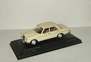 Mercedes-Benz 200/8 (W115) 1968 Year - Executive Car - 1/43 Scale Collectible Model Vehicle - 4-Door Limousine