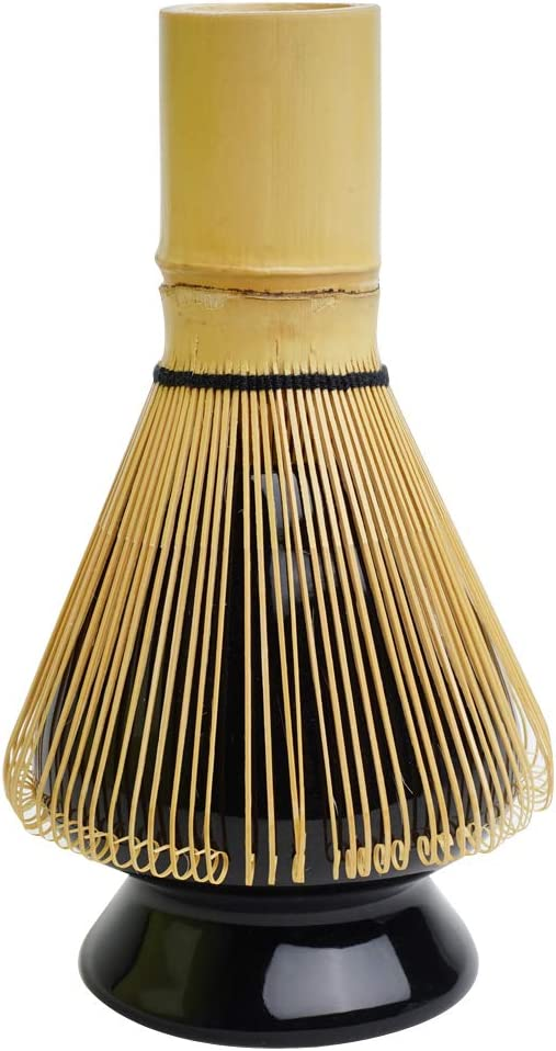 Premium Matcha Tea Set Matcha Bamboo Whisk Tool White Whisk Stand Tea bowl fit for Traditional Japanese Tea Ceremony