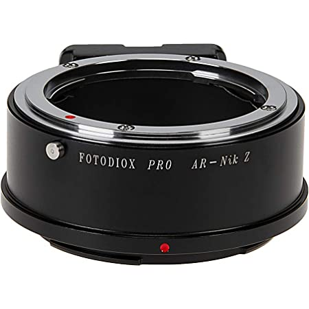 Fotodiox Pro Lens Mount Adapter Compatible With Konica Kamera
