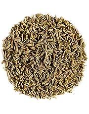 Hinojo orgánico semillas primera calidad - Calidad culinaria - Semillas de Foeniculum vulgare - Organic Fennel Seed 100g