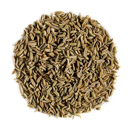 Delikate Fenchelsamen Gewürz Samen Bioanbau – Feinste Küchenqualität aus biologischem Anbau –...