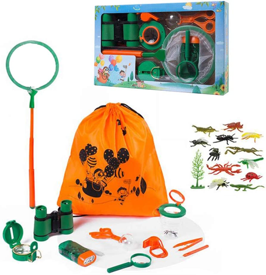 26 We OFFer at cheap prices Pieces Outdoor Adventure Miami Mall Backpack Gift Toys Set