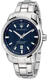 Orologio da uomo, Collezione Successo, con movimento al quarzo e funzione solo tempo con data, in acciaio - R8853121004