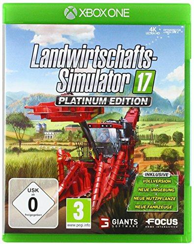 Landwirtschafts-Simulator 17: Platinum Edition - Xbox One