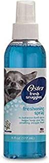 Oster Cologne Spray for Dogs, Baby Powder, 6 Fluid Ounces (078477-145-001)