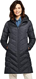 Women's Long Down Winter Coat