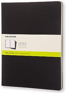 Moleskine Cahier Journal, Soft Cover, XXL (8.5