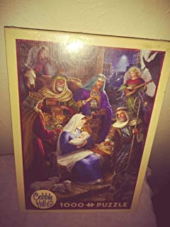 Holy Night Cobble Hill 1000 Piece Puzzle