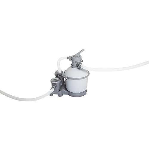 Bestway - Filtre à sable pour piscine hors sol filtration 3785 m3/h Pompe 200 W + Pré-Filtre