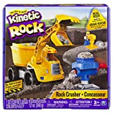 Kinetic Sand 6033177 Rock Crushin' Set